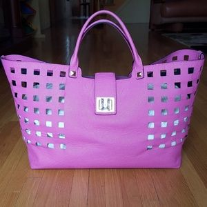 🎉HP🎉 Juicy Couture Hot Pink Tote